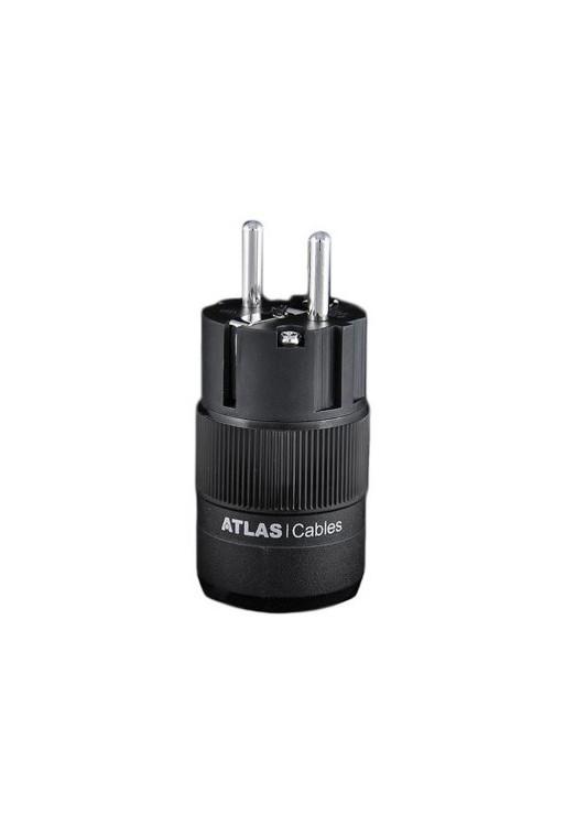 Atlas Cables Разъём силовой: Atlas Schuko Power plug (папа)