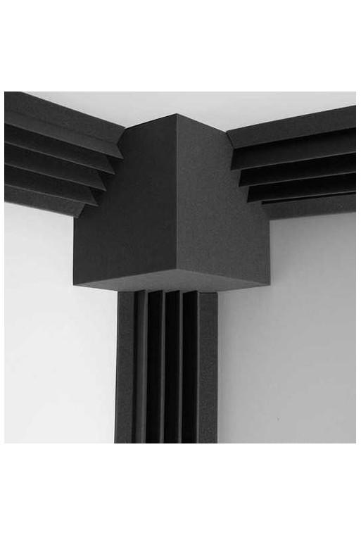 Ecosound VOLNA XL 50мм, цвет черный графит 50х50см