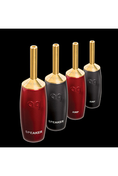 AudioQuest 500 Series Banana Silver or Gold