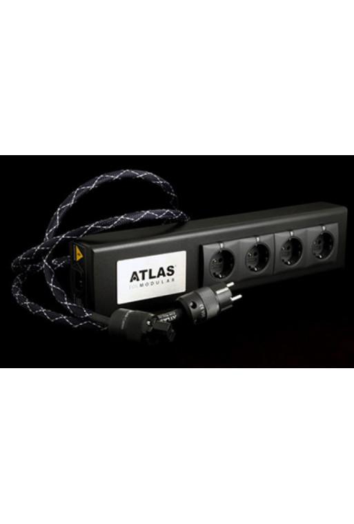 Atlas Cables  EOS Modular 4F0U Schuko