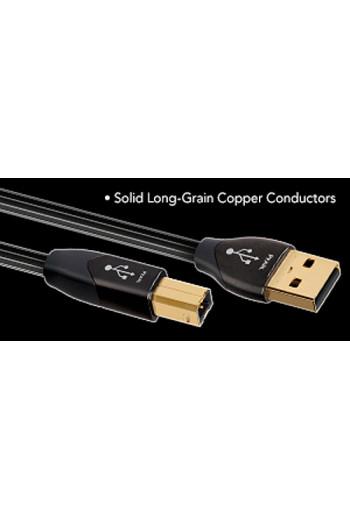 AudioQuest USB Pearl A to B plug