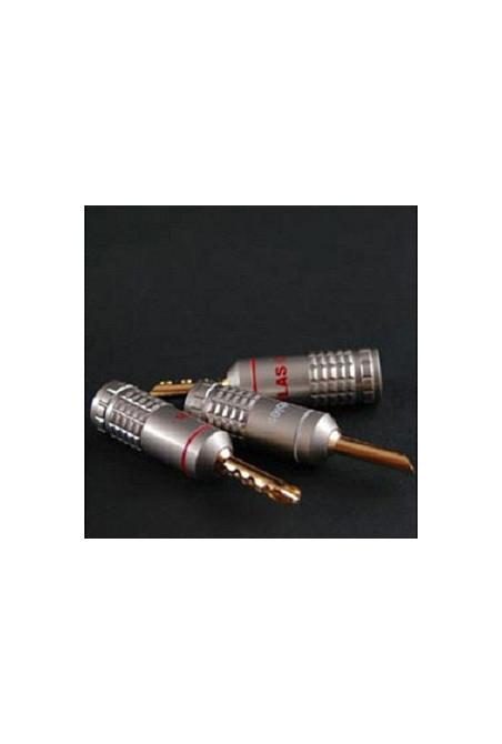 Atlas Cables Metal Z plug screw