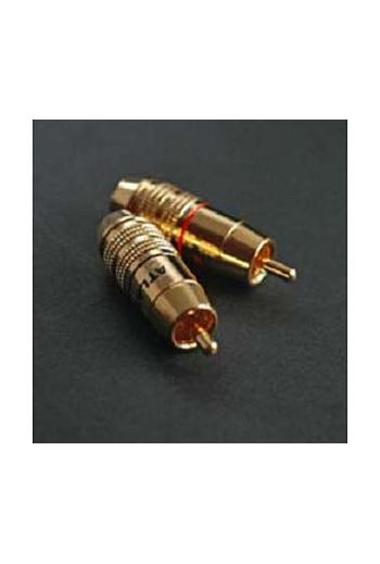 Atlas Cables RCA 6.0 mm Beryllium Insert