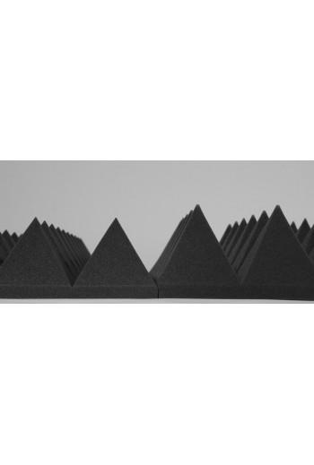 Ecosound Пирамида XL 100мм. Цвет черный графит 1мх1м