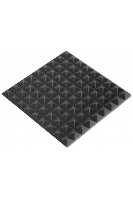 Ecosound Пирамида 30мм Mini, черный графит 45х45см