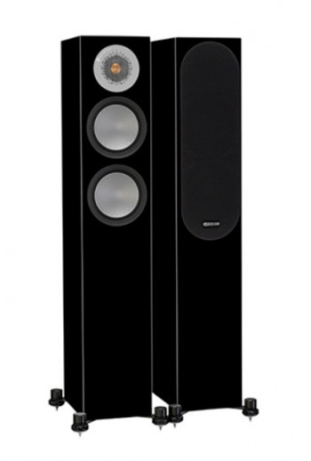 Monitor Audio Silver 200 Black Gloss