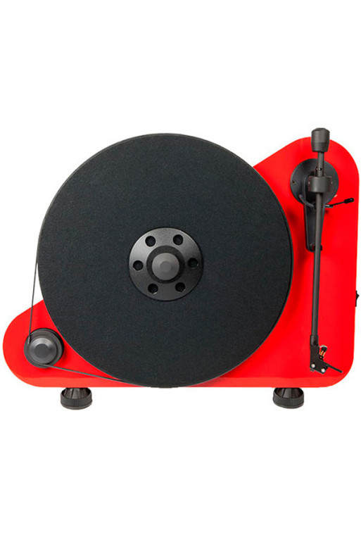 Pro-Ject Debut Carbon EVO 2M-Red High Gloss Black