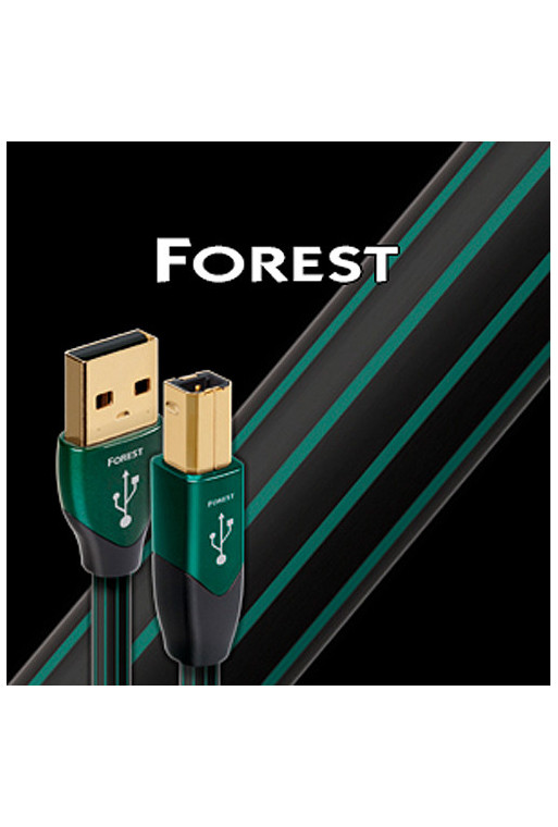 AudioQuest USB Forest (A to B plug)
