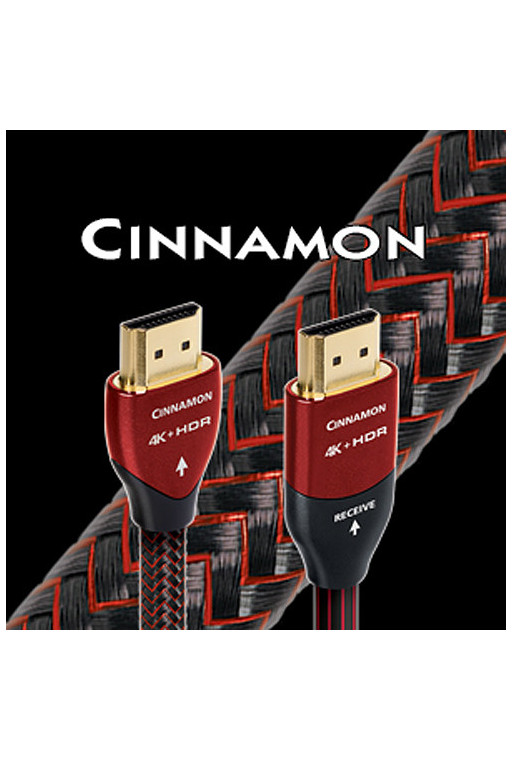 AudioQuest HDMI Cinnamon