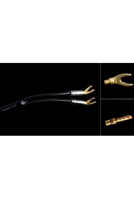 Atlas Cables Hyper 3.5, 2X3 m, + Atlas Z plugs