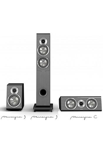 Sonus Faber акустический набор Principia 5 + Principia 3 + Principia C