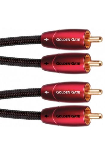 AudioQuest GOLDEN GATE 2xRCA - 2xRCA