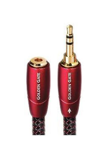 AudioQuest GOLDEN GATE 3,5mm female - 3,5mm male 2м