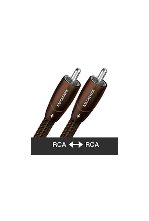 AudioQuest int Pair MacKenzie RCA-RCA (1m)