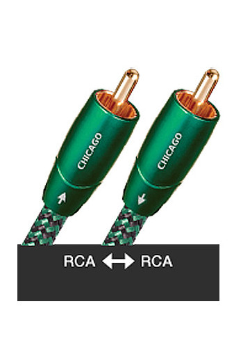 AudioQuest int Pair CHICAGO RCA-RCA (1.0m)