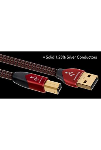 AudioQuest USB Cinnamon A to B plug 0.75