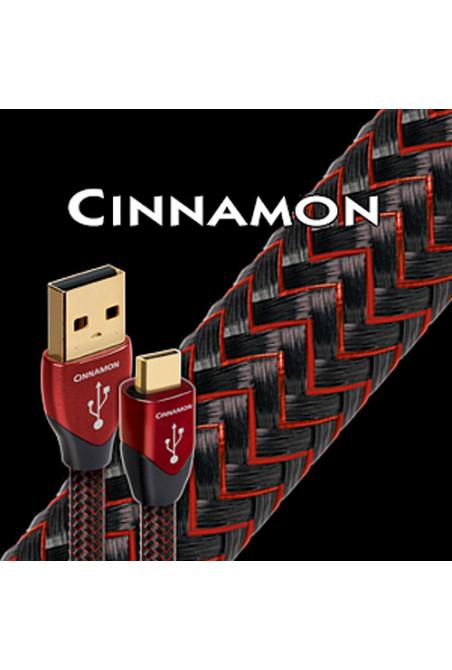 AudioQuest USB Cinnamon (A to Micro)