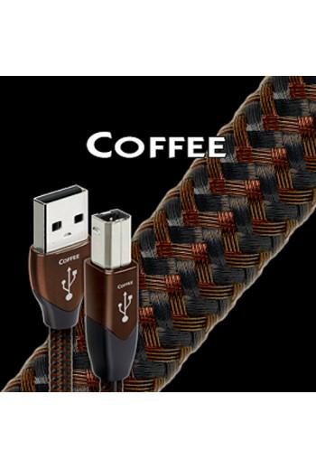 AudioQuest USB Coffee A to B 0.75м