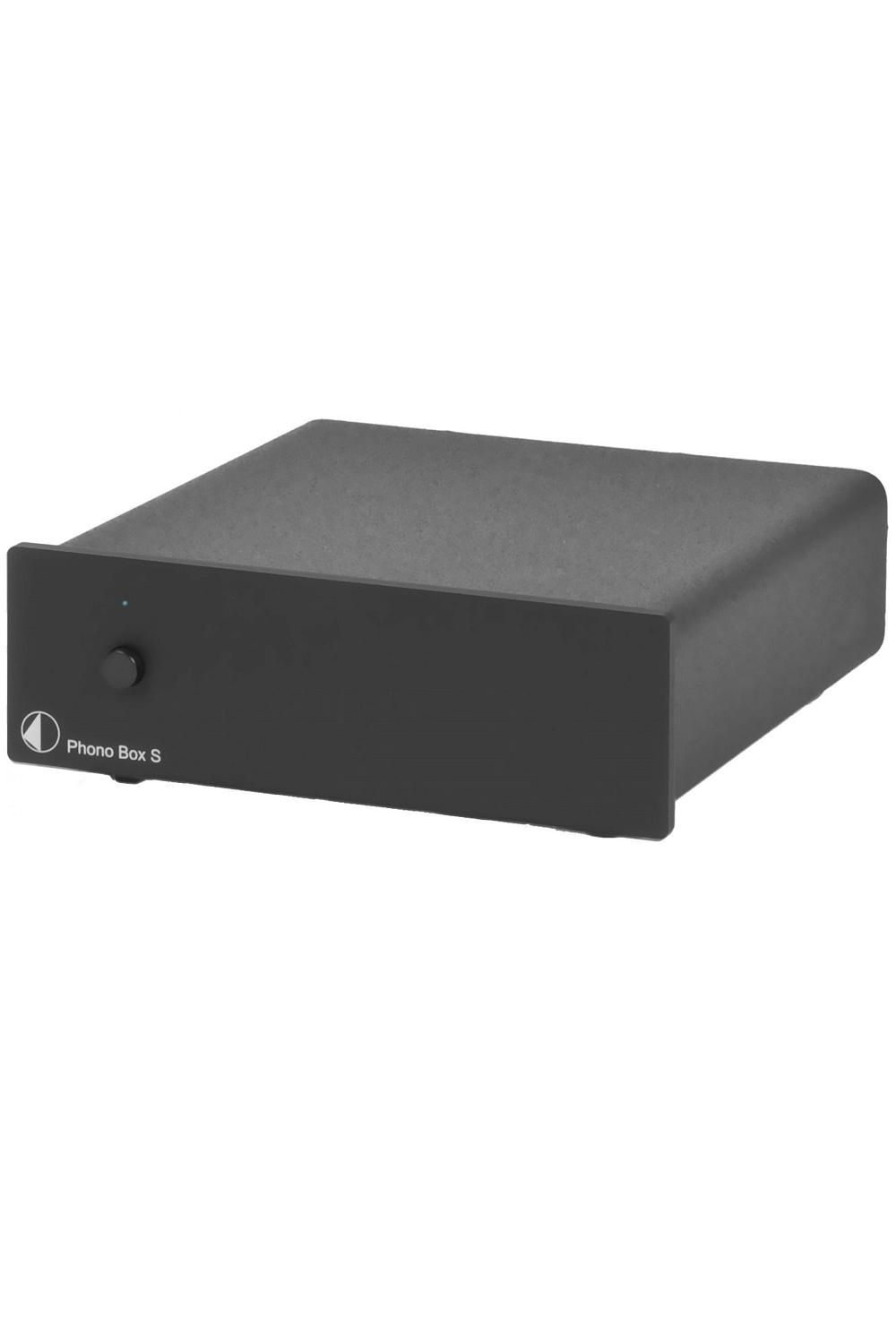 Pro-Ject Phono Box S Black