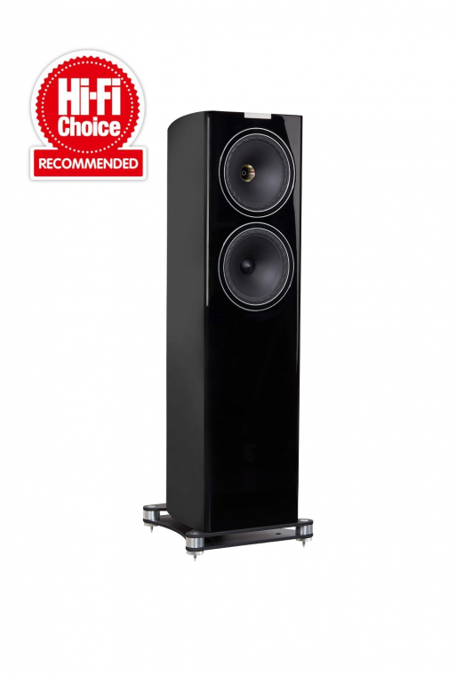 Fyne Audio F702 Piano Gloss Black