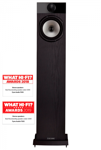 Fyne Audio F302 Walnut