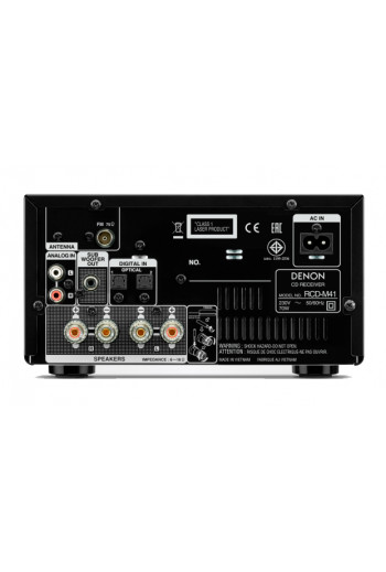 Denon RCD-M41 back