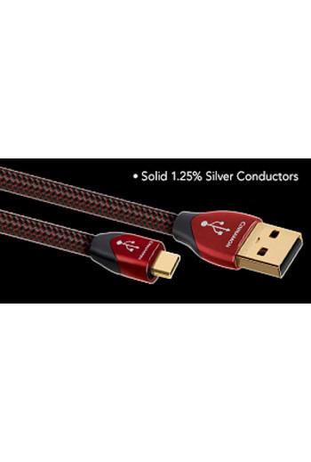 AudioQuest USB Cinnamon A to Micro 1.5m