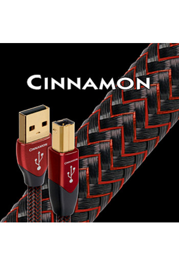 AudioQuest USB Cinnamon (A to B plug)