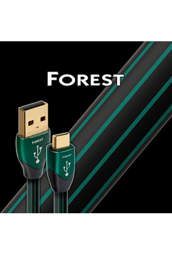 AudioQuest USB Forest (A to Micro)