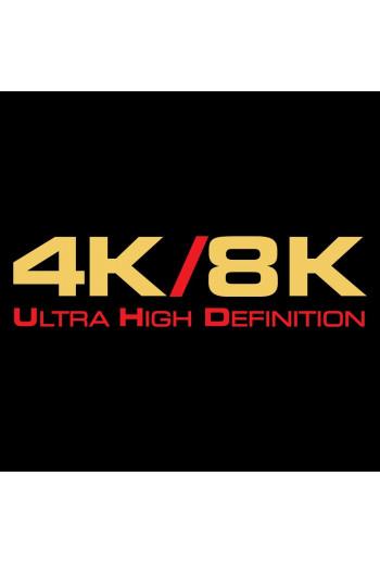AUDIOQUEST hd HDMI CARBON BRAIDED 1.0m