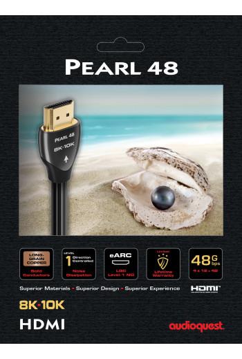 AudioQuest Pearl 48 HDMI 0.6m - 5.0m
