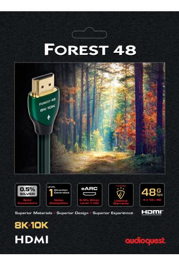 AudioQuest Forest 48 HDMI 0.6m - 5.0m