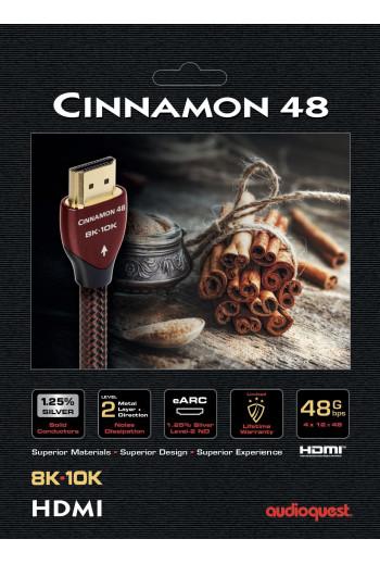AudioQuest Cinnamon 48 HDMI 0.6m