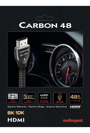 AudioQuest Carbon 48 HDMI 0.6m