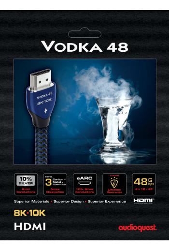 AudioQuest Vodka 48 HDMI 0.6m