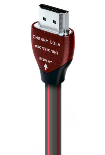AudioQuest Cherry Cola HDMI Active
