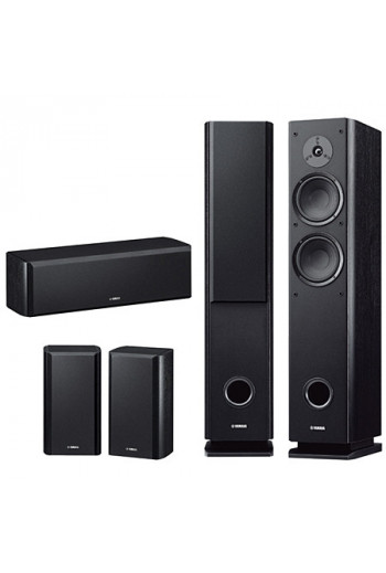 Yamaha Set NS-F160+NS-P160 black