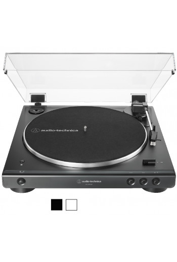 Audio-Technica AT-LP60X Bluetooth Black