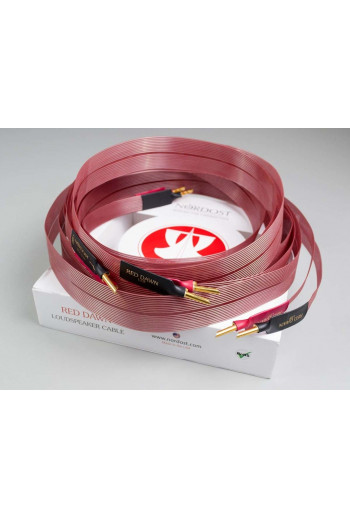 Nordost Red Dawn 2x3m low-mass Z plugs