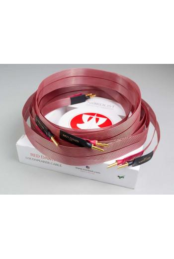 Nordost Red Dawn 2x3m low-mass Z plugs