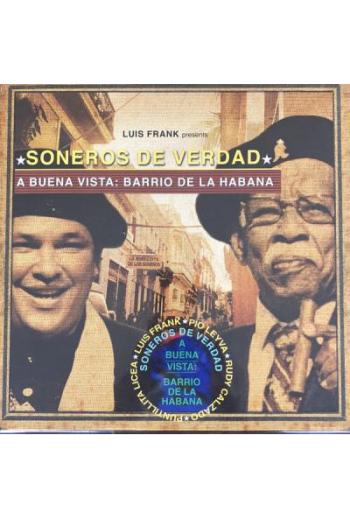 Виниловый диск LP Soneros...
