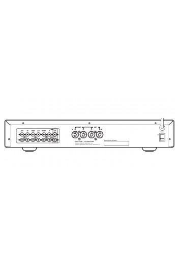 NAD C 316 BEE V2 интегральный стереоусилитель