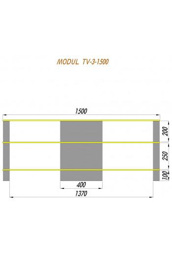ADLUX MODUL TV-3-1500