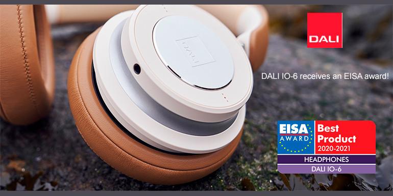 DALI IO-6 получает EISA award!