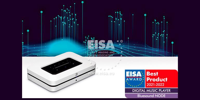 Bluesound NODE EISA 2021-2022
