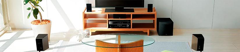 Домашні кінотеатри, Акустичні системи класу Hi-Fi купити зі знижкою