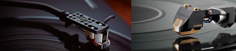 Картриджи звукосниматели для проигрывателей виниловых дисков