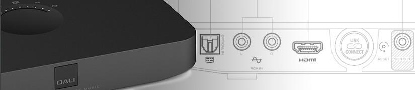 Хаби, контроллери для акустики, мультирум, бездротова акустика
