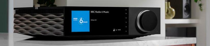 Мережеві стерео підсилювачі класу Hi-Fi купити