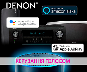 denon-voice-control